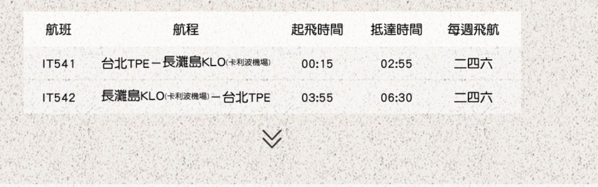 虎航開賣長灘島,2/12 上午十點準時搶票~