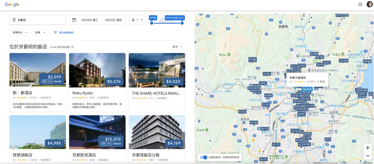 Google還有什麼不會的?除了搜機票,現在還多了比價飯店!!Google hotel is coming.