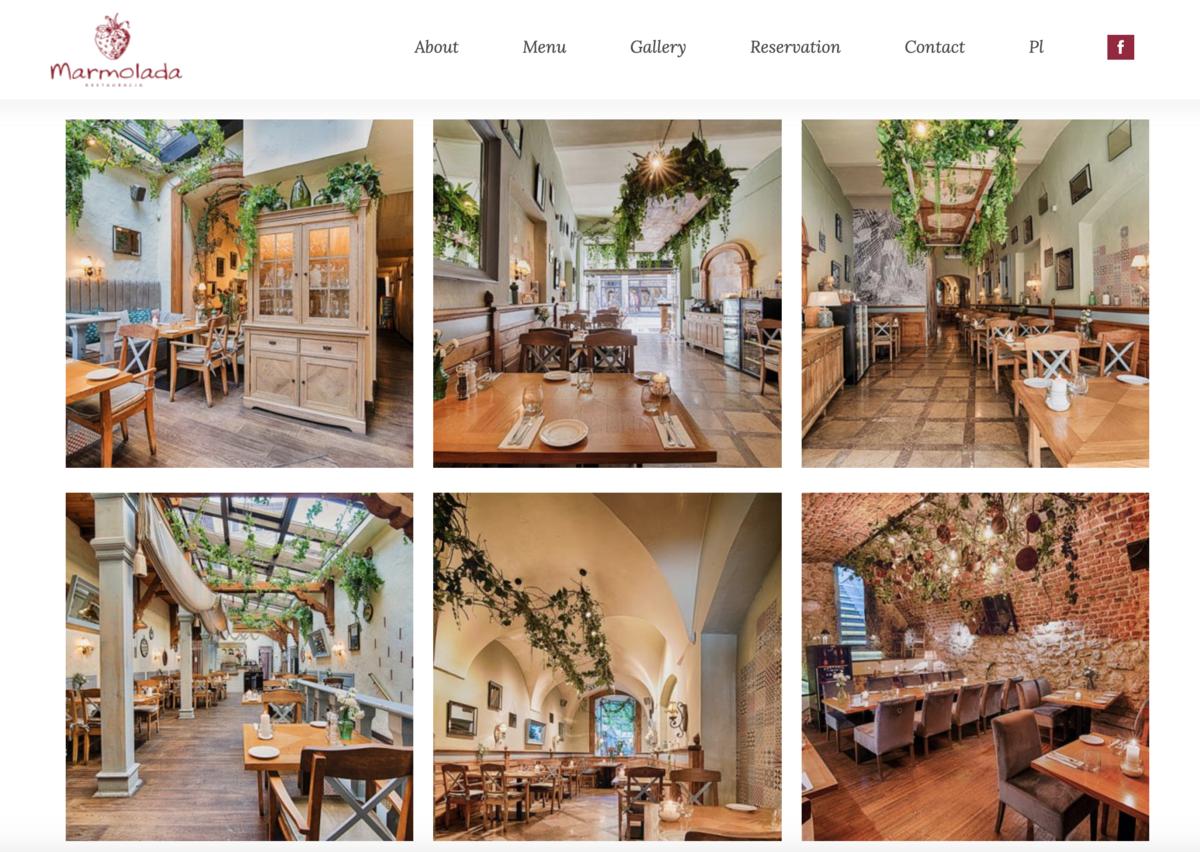 波蘭克拉科夫老城區吃到飽早餐|marmolada,google地圖四顆星,IG網美餐廳~菜單、網站一起介紹