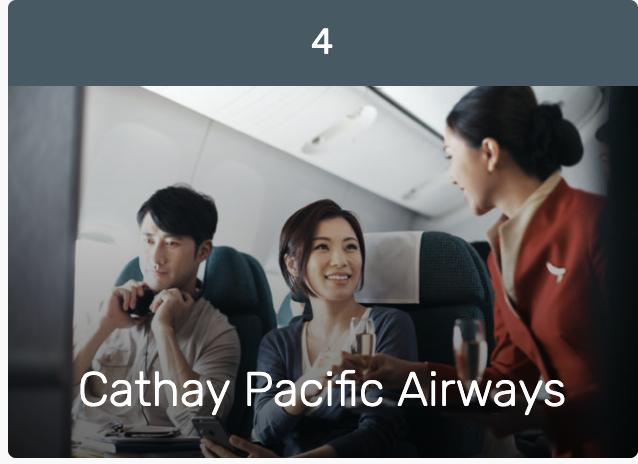 2019skytrax排行出爐|航空界奧斯卡名次,前100名名單羅列~卡達重回首獎~2019 world's best airlines