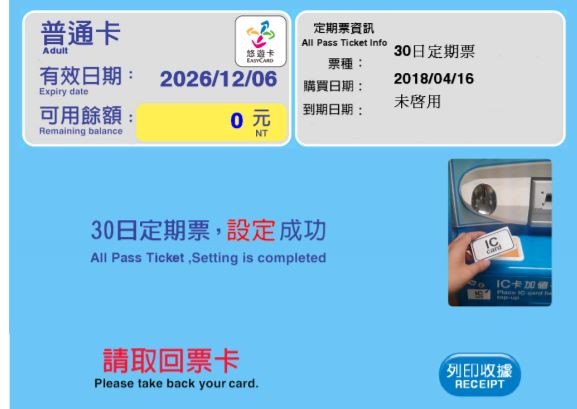 雙北30日定期票,1280元捷運月票設定購買方式~All pass ticket~雙北最划算捷運巴士票~