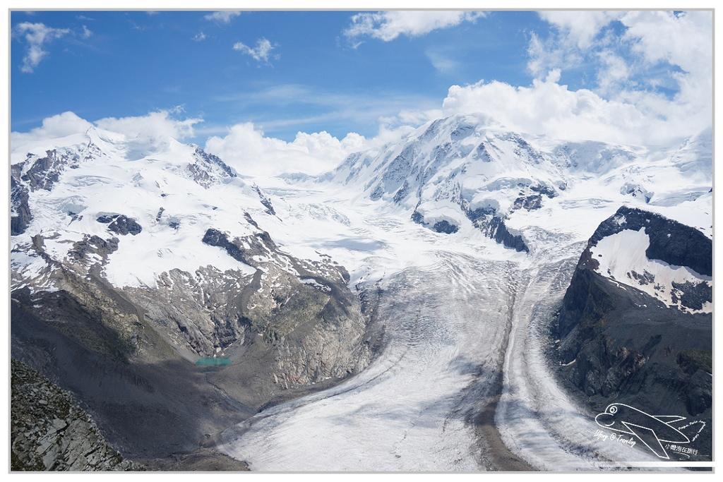 旅思|旅行走得再遠、再美、再好,最終我們都要好好地面對自己!每一個人,都像是一座冰河美景~