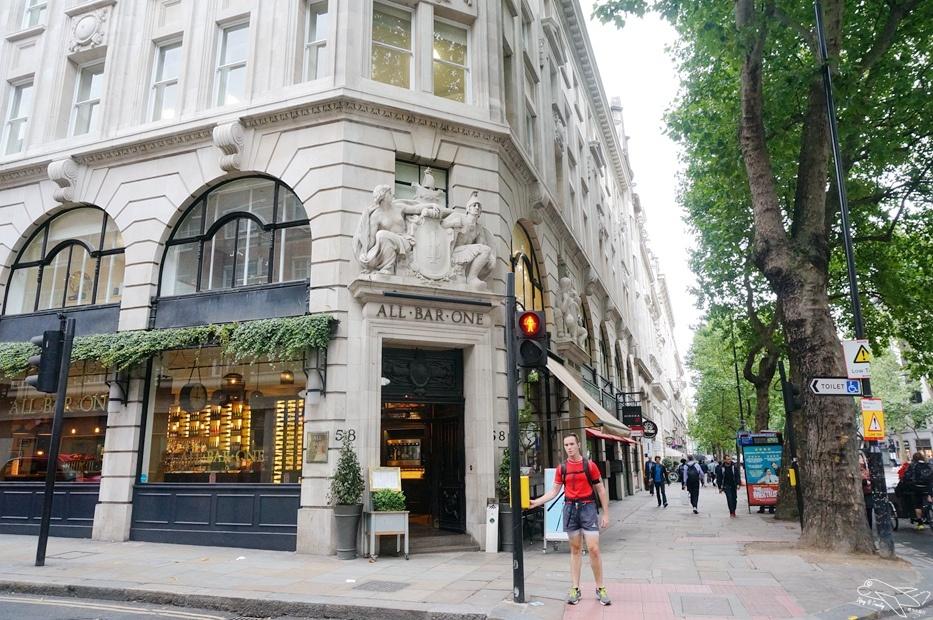 [英國。倫敦美食推薦]倫敦最好吃的早餐。設計風格Bill's,喜歡風格早午餐的朋友別錯過。上網預約教學~
