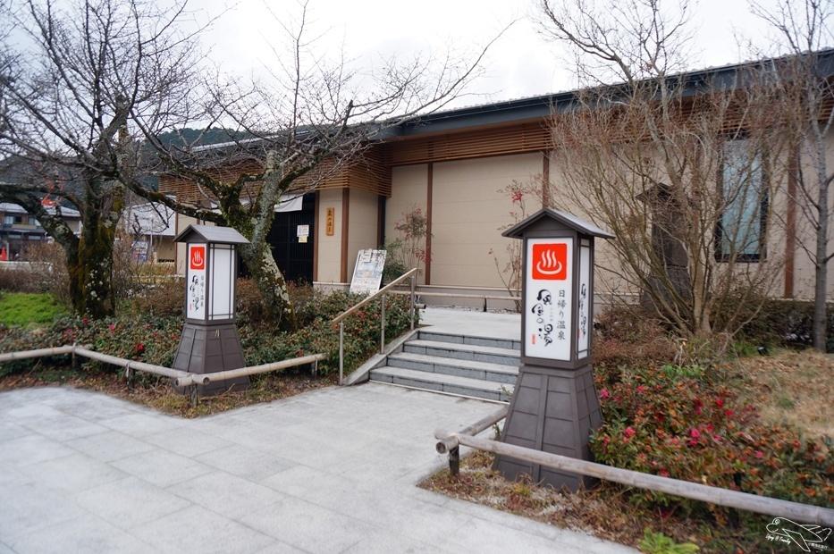 [日本。京都]嵐山日歸溫泉。風風の湯,坐擁嵐山美景溫泉區~搭公車泡個溫泉再走吧!