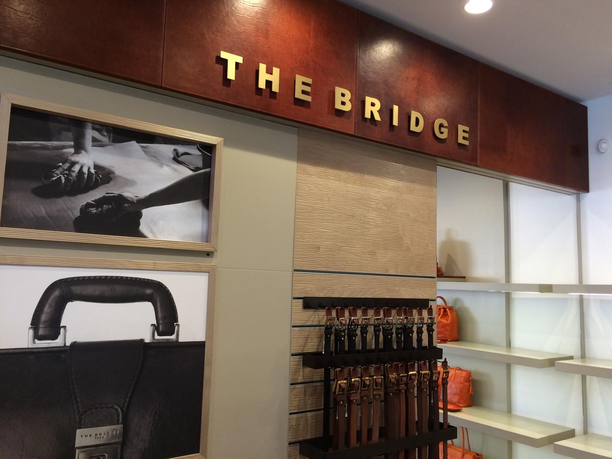 米蘭必買精品|The Bridge・義大利高級手工皮件・野牛牛皮溫潤手感,低調奢華品牌