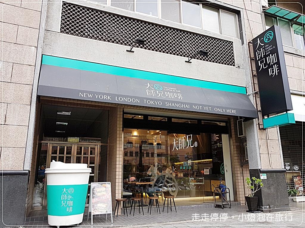 (臺北咖啡)南京三民站知名蔬麻三明治。大師兄咖啡~讓你悠閒一早上的美好早午餐與手沖咖啡~