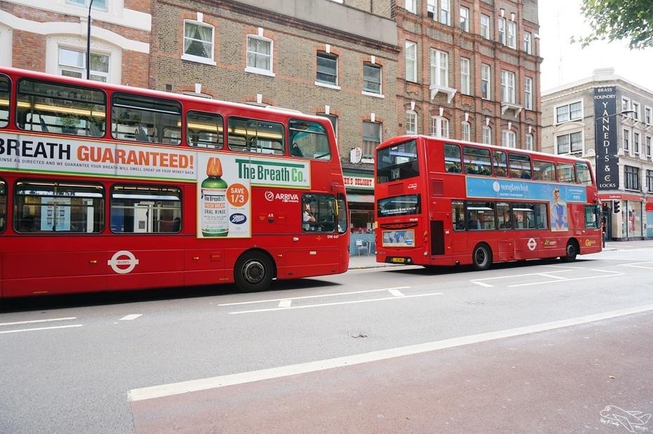 倫敦自助|倫敦八天七夜自由行行程規劃。誰說倫敦很無聊?!玩一個月都玩不完~交通、行程、wifi機、住宿記錄~