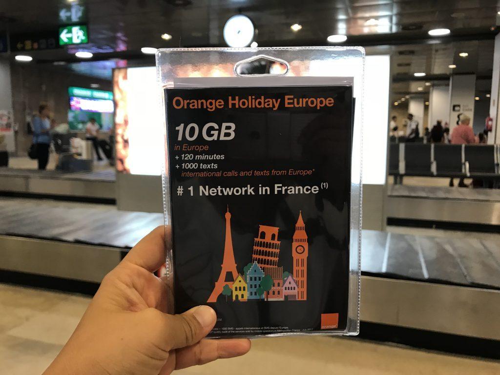 西班牙上網sim卡推薦方案|Orange歐洲跨國sim卡,可上網、可通話、可分享,現在升級為20GB流量!