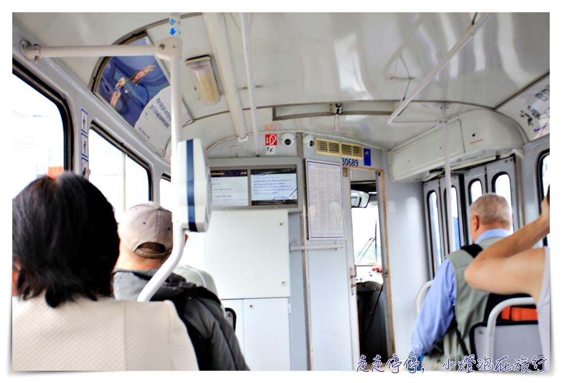 里加路面電車 購票、搭乘、路線查詢,輕鬆悠遊里加,像個當地人的旅行~