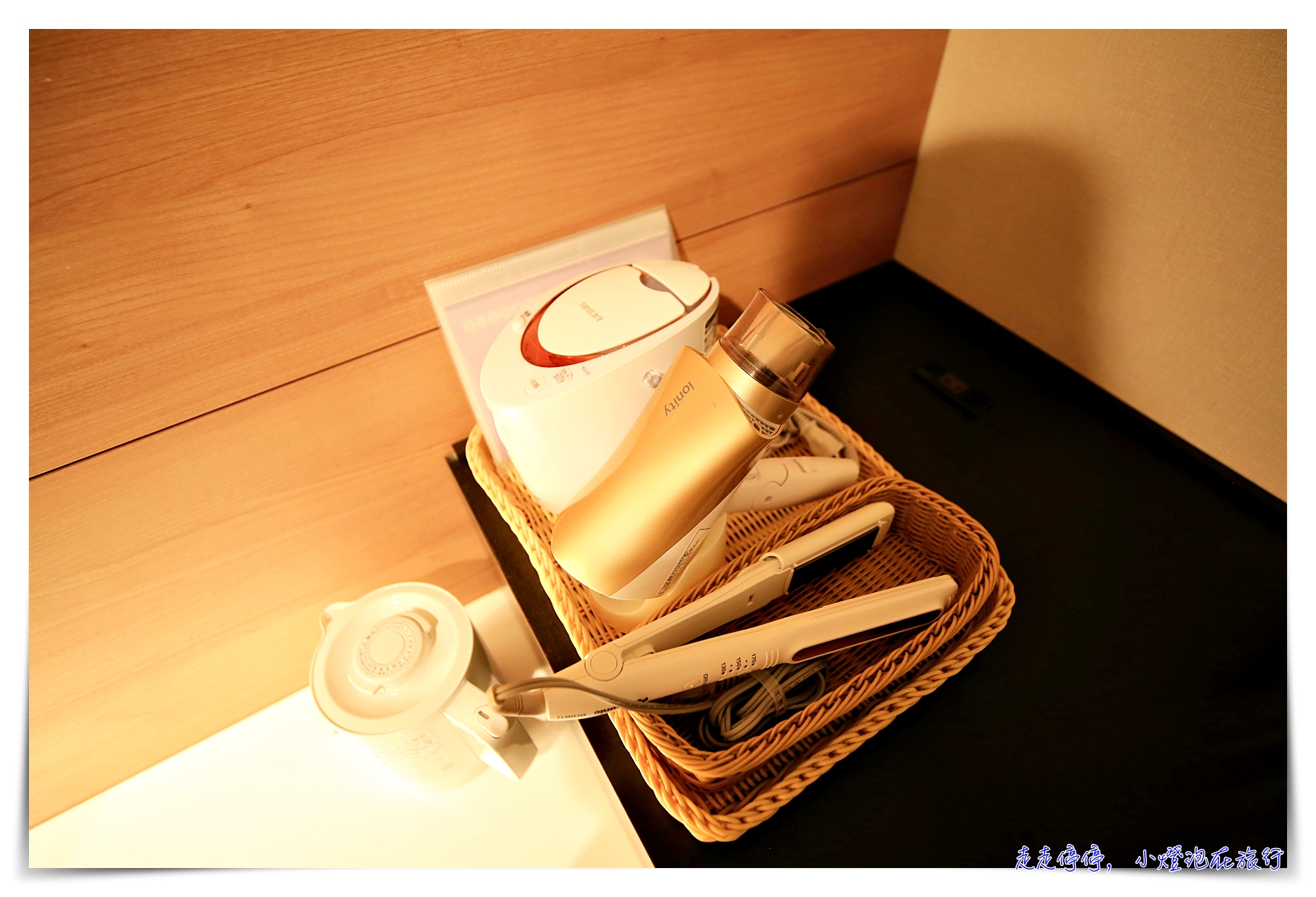 上野三井花園飯店|交通方便、生活機能充足、服務品質好、貼心女性家電用品、有中文服務員~
