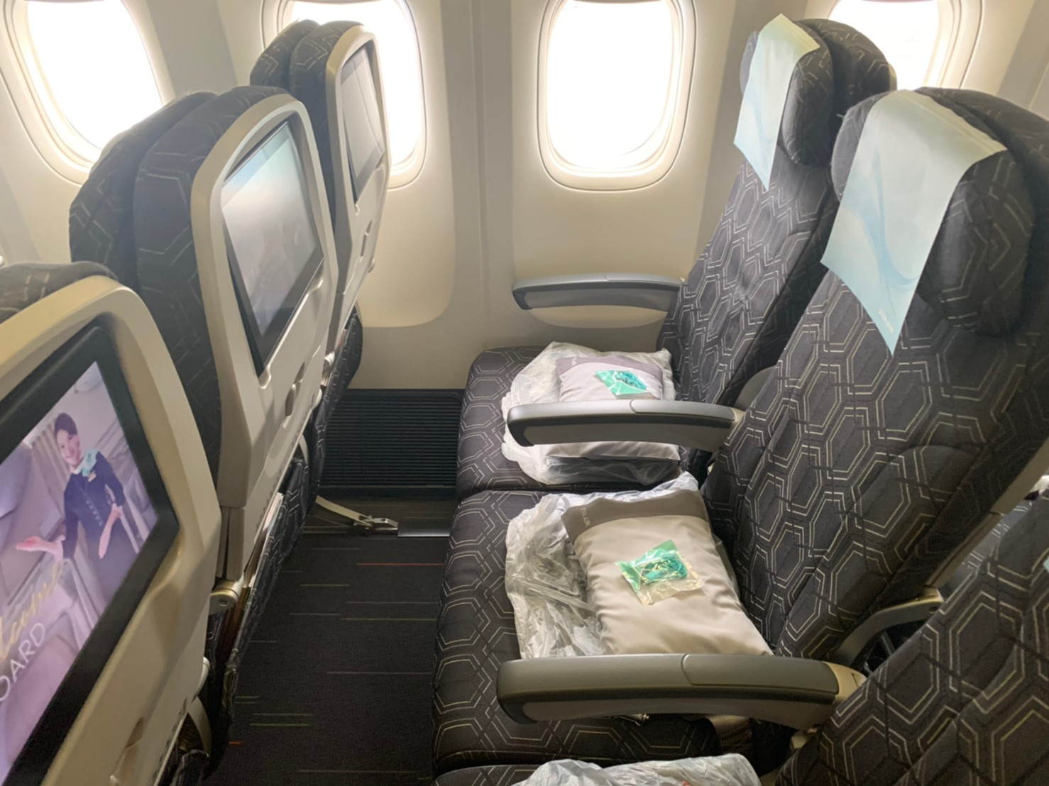 長榮航空直飛巴黎|777-300ER,給你直飛舒適的超值享受體驗