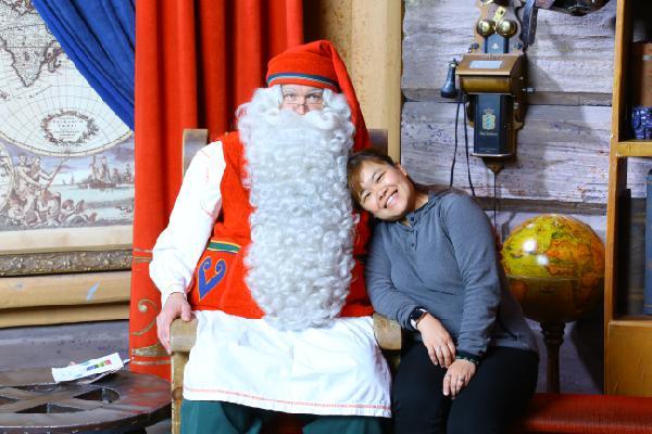 芬蘭聖誕老人村|羅凡聶米。聖誕老公公的家~Santa claus village全攻略