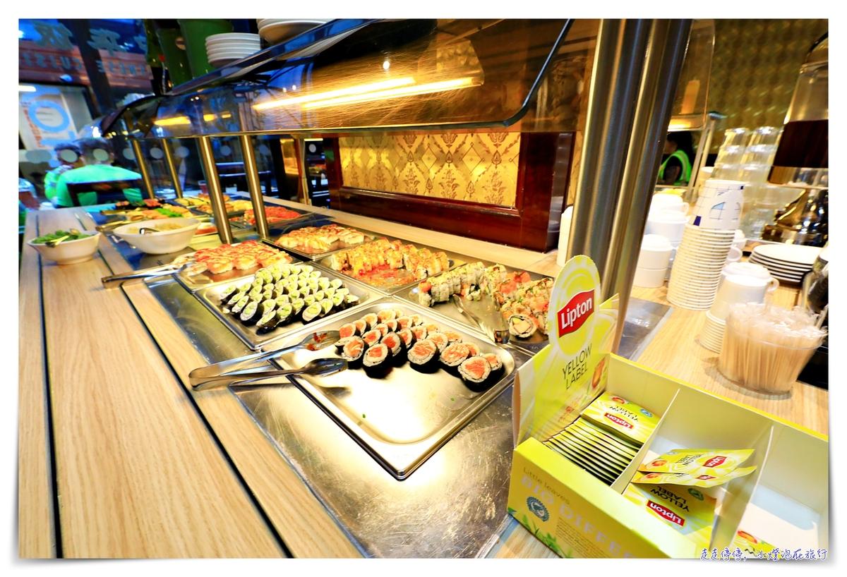 赫爾辛基便宜中式吃到飽餐廳|中華飯店,近赫爾辛基車站,8.9歐好吃划算精緻~