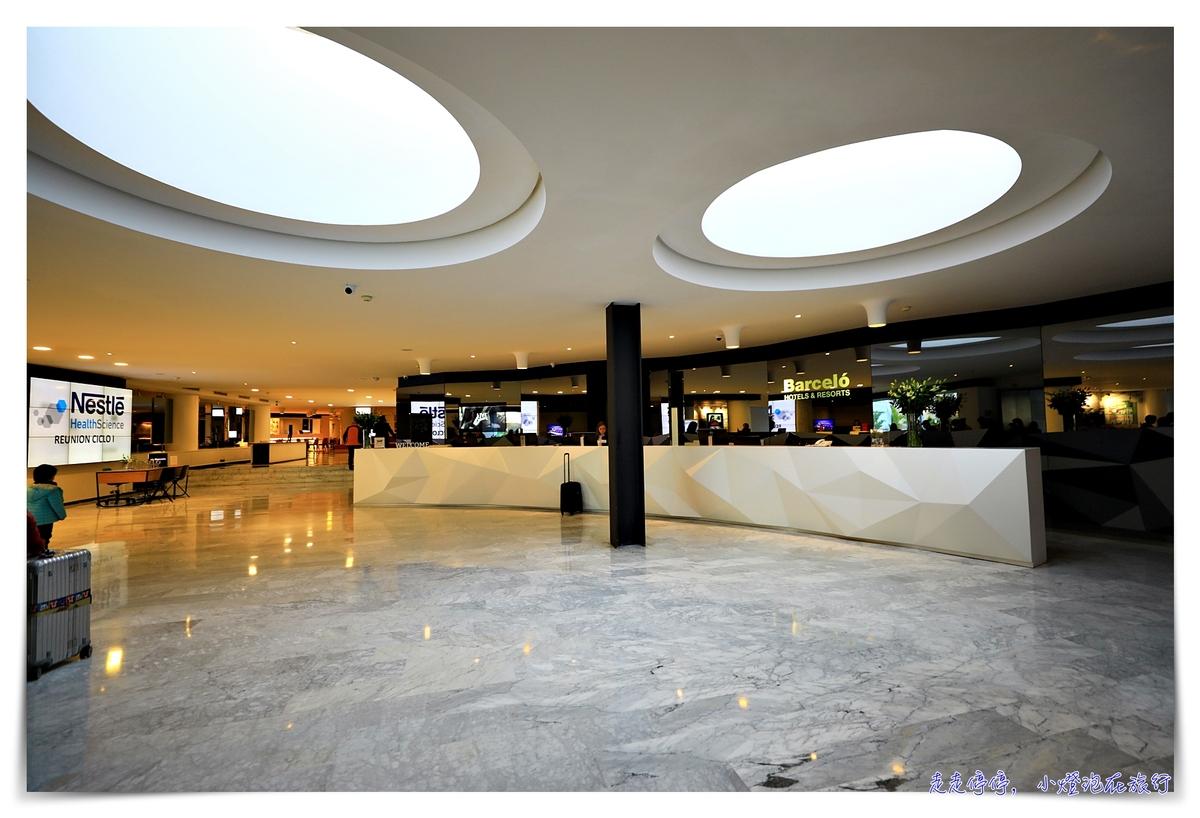 塞維亞住宿|巴塞羅文藝復興飯店Barceló Sevilla Renacimiento,超大商務型高檔飯店~
