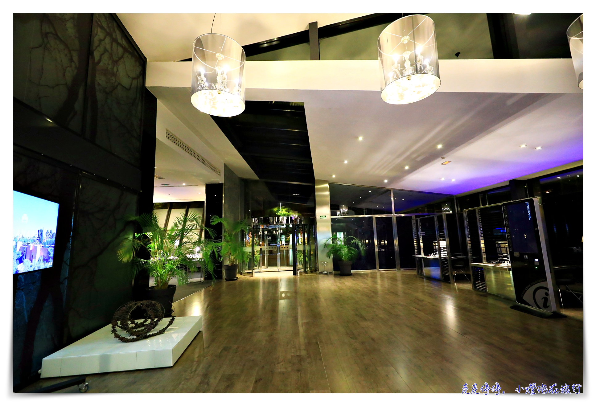 哥多華住宿|Hotel Eurostars Palace,皇宮歐洲之星,讓人會的害羞浴室、以及超乾淨質感房間~