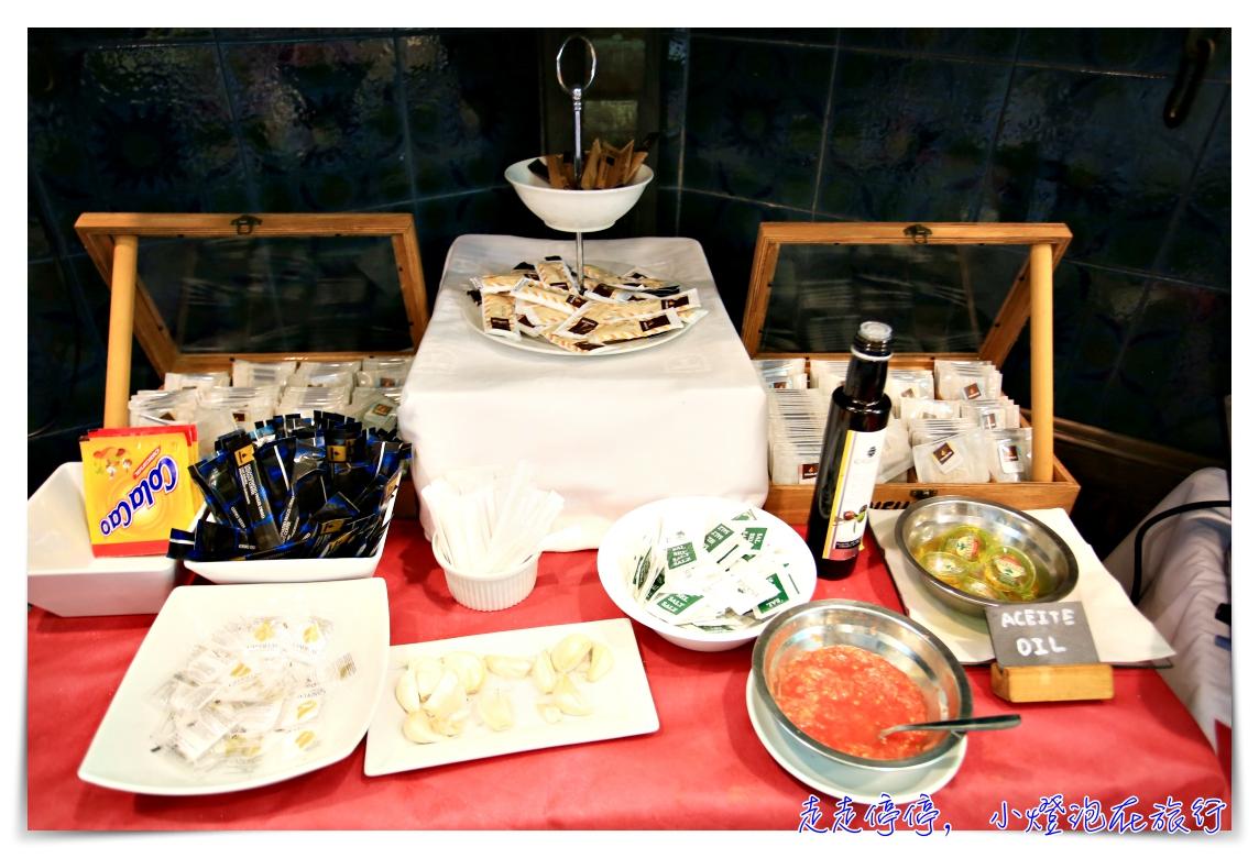 龐費拉達住宿|Hotel Temple Ponferrada,中世紀古蹟神廟廣場旁飯店,古色古香~