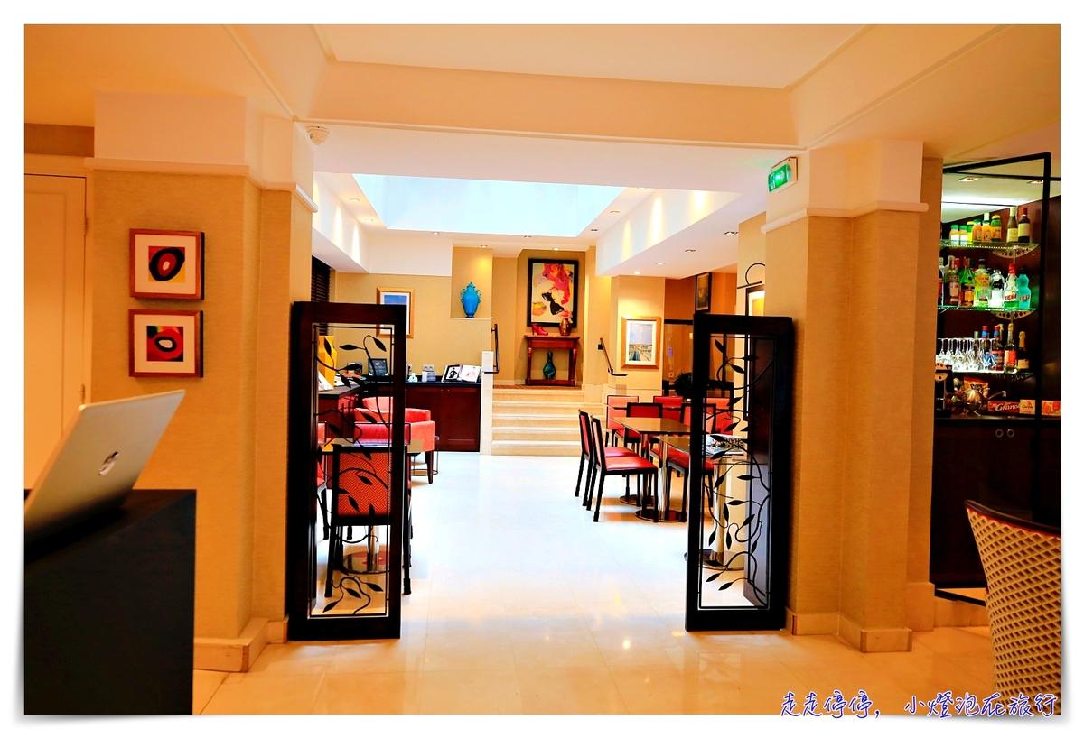 巴黎住宿推薦|歌劇院Best Western Plus Hôtel Sydney Opéra,市中心歌劇院區服務極佳、房間舒適溫暖超值飯店