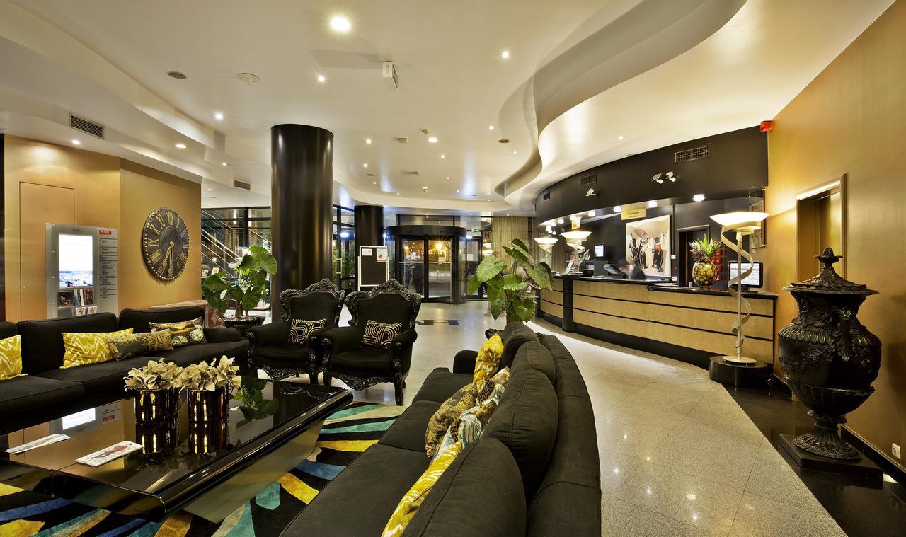 里斯本無花果廣場旁住宿|Hotel Mundial,近中國城、無花果廣場、超棒露天景色、交通方便~