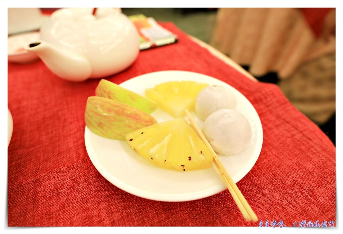 梨山賓館|台灣最高宮殿式飯店,看雲海、放鬆身心的好地方~蔣公步道、宮廷中的全家與郵局,超可愛~一泊二食專案~