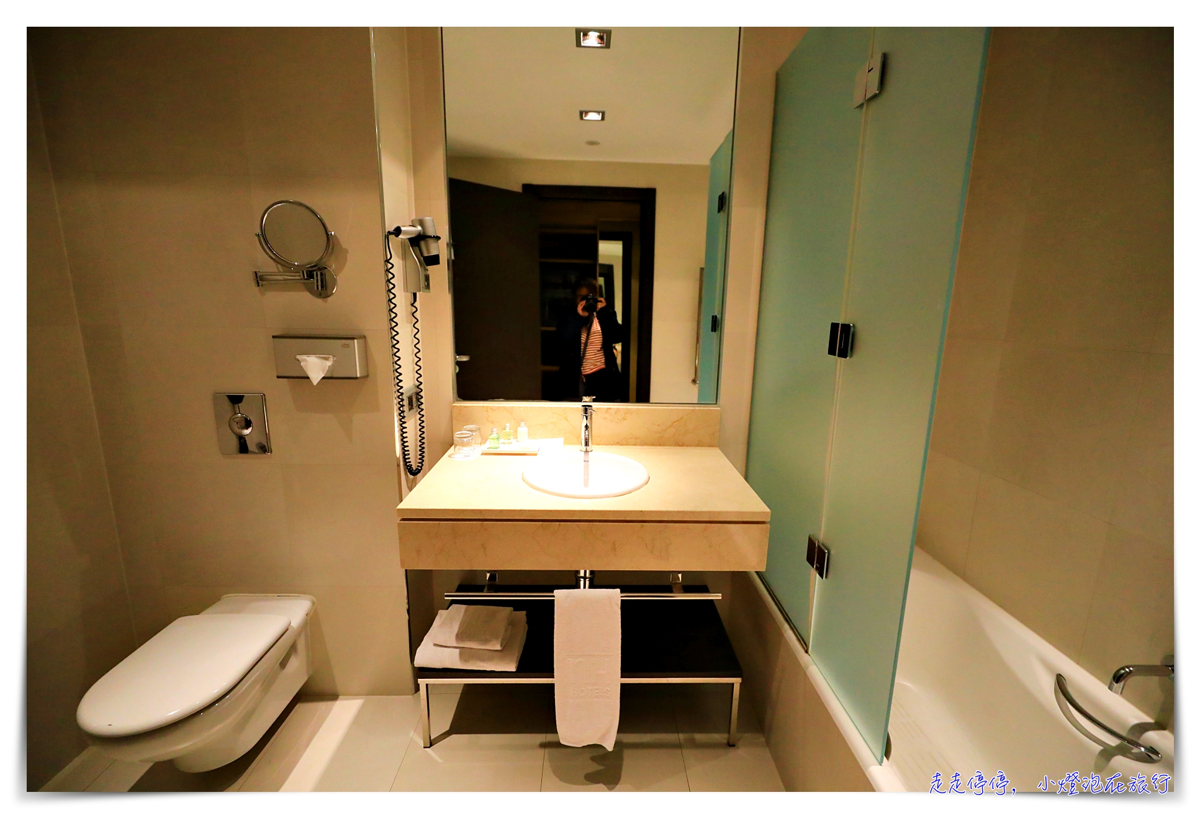 馬德里住宿|Hotel NH Madrid Ribera del Manzanares,寧靜的河畔四星飯店,NH系列絕佳品味~