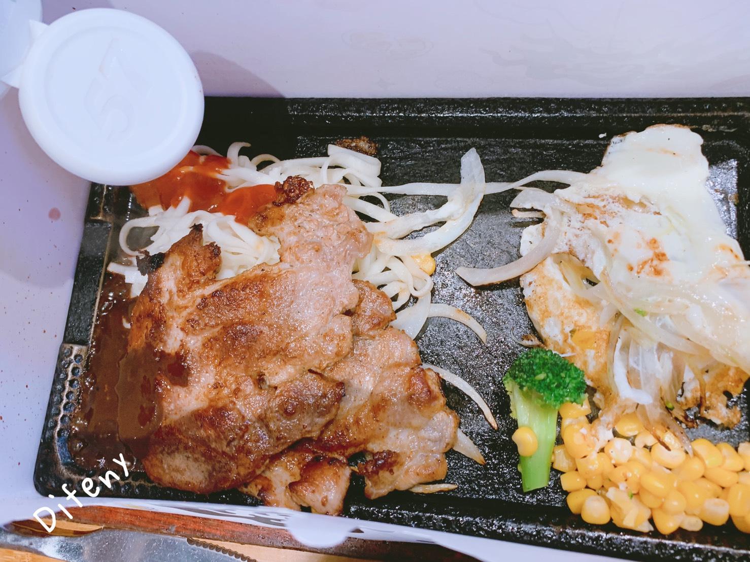 鉄火牛排|新店京站小碧潭美食街人潮店家,和牛肉燥飯、玉米濃湯、珍珠豆花吃到飽~鐵火牛排