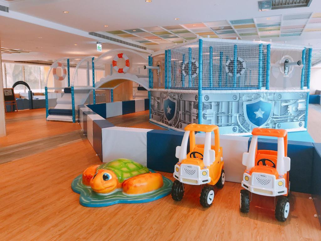 400坪兒童遊戲室,買一送一2899 ,晚鳥訂房專案,含早餐2200起~野柳薆悅~ @走走停停,小燈泡在旅行