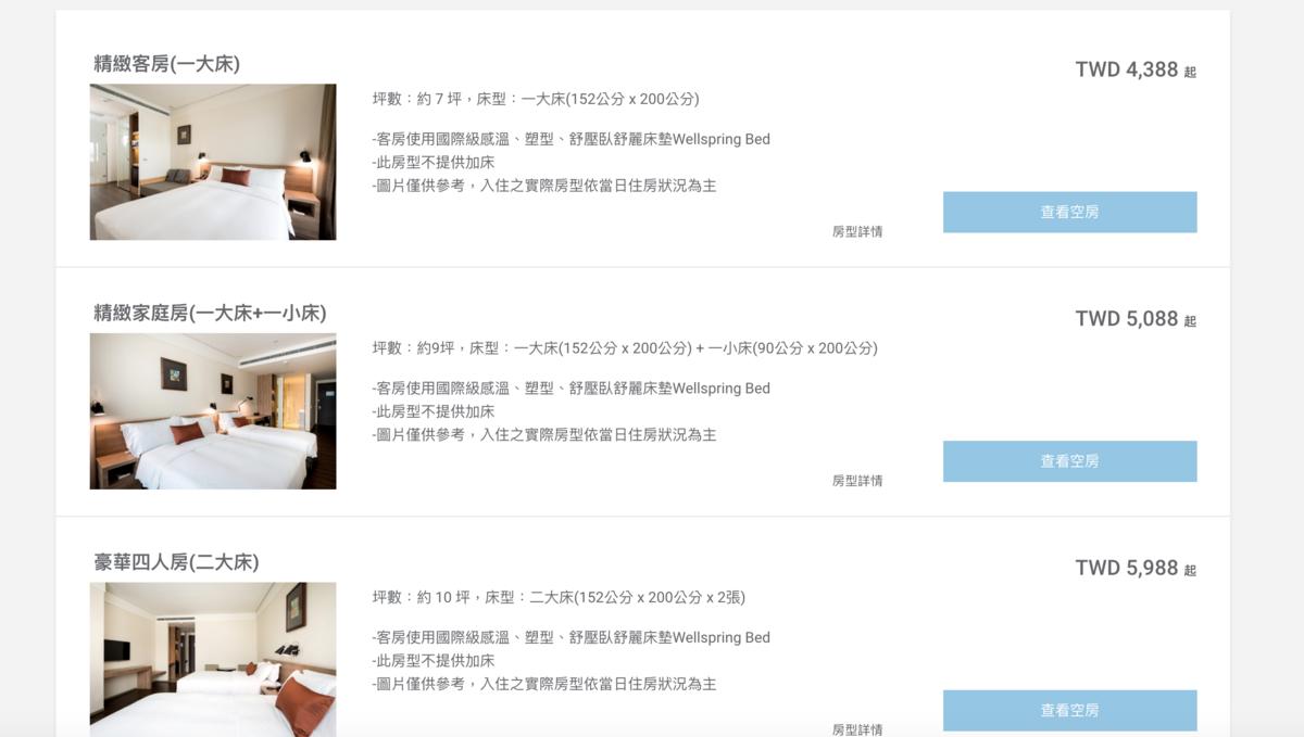 晶華輕品牌,花蓮3天2夜4K,暑假房數不多了~9/30止