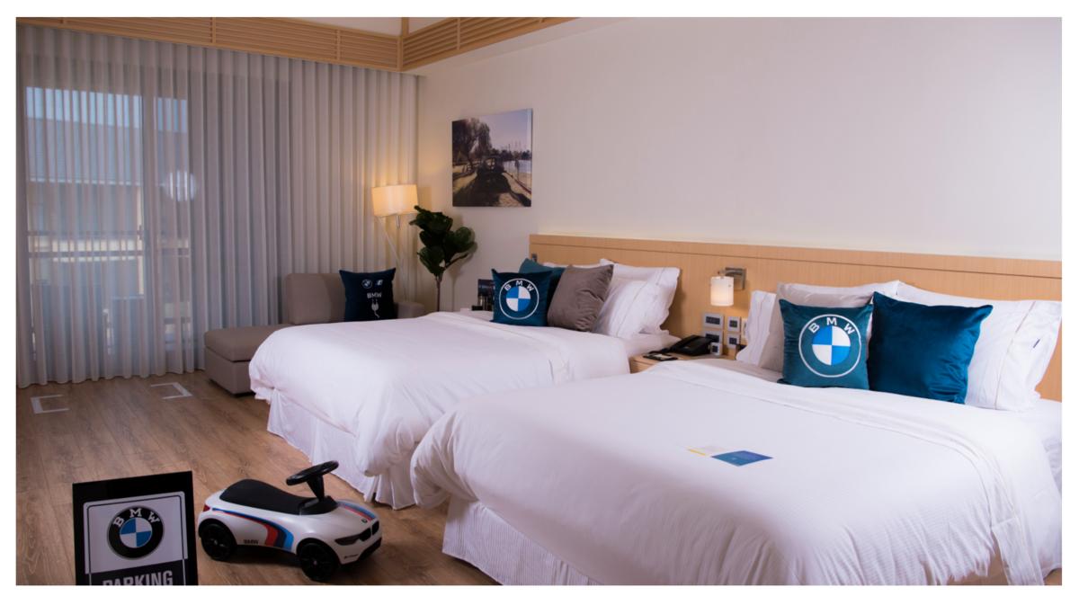 即時熱門文章:宜蘭威斯汀度假村|純電系旅行 BMW X WESTIN夏日住房專案,含早餐、下午茶還可以開BMW i3,還有專屬贈品~