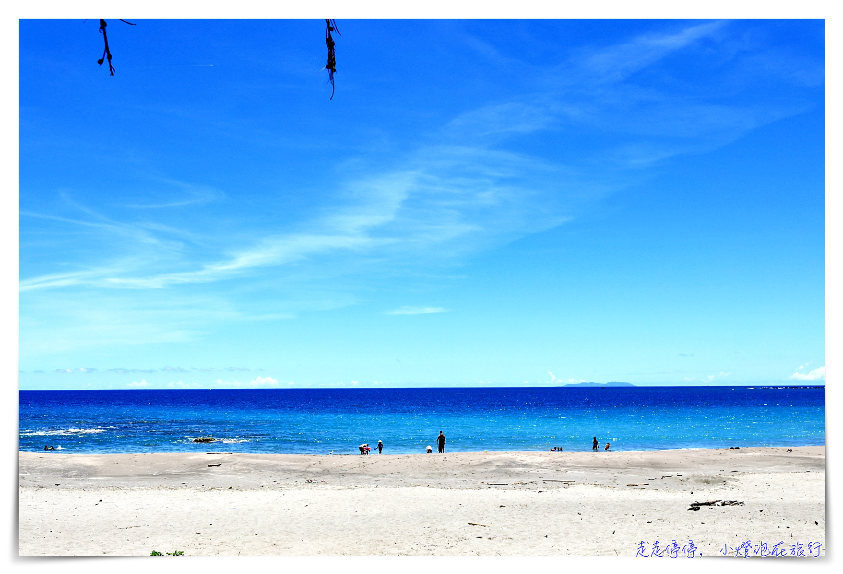 台灣海天一色環島行|乾淨安全可玩水海灘,秘境藍天大海大公開、國旅也可以避開人潮與車潮喔!