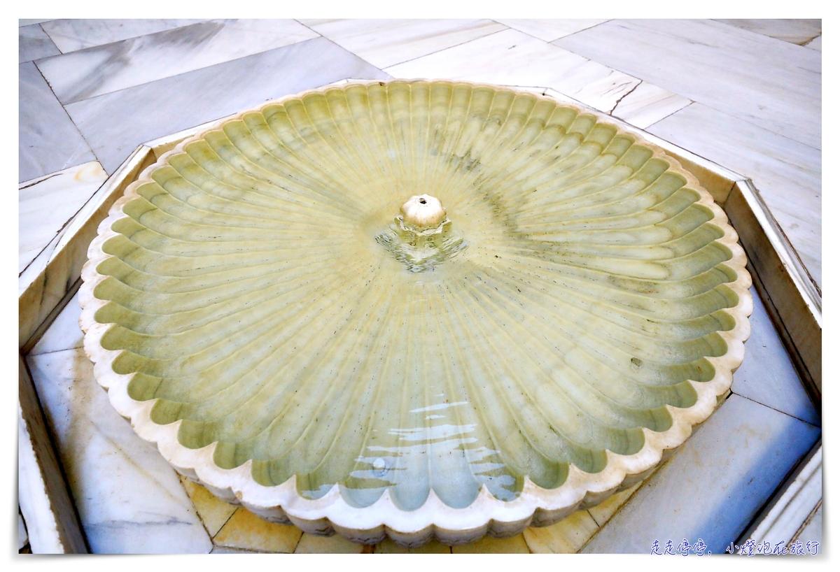 阿爾罕布拉宮|西班牙格拉納達阿罕布拉宮、夏宮參觀購票全攻略,訂票、參觀、動線等,全世界最美的阿拉伯皇宮