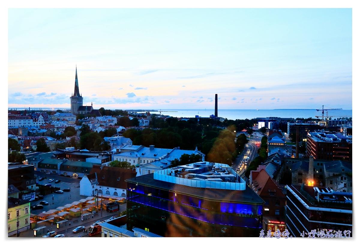 塔林住宿推薦|Hotel Viru,最神秘、離老城區近、旁邊就是購物商場,維魯飯店~20世紀塔林最繁華的飯店~