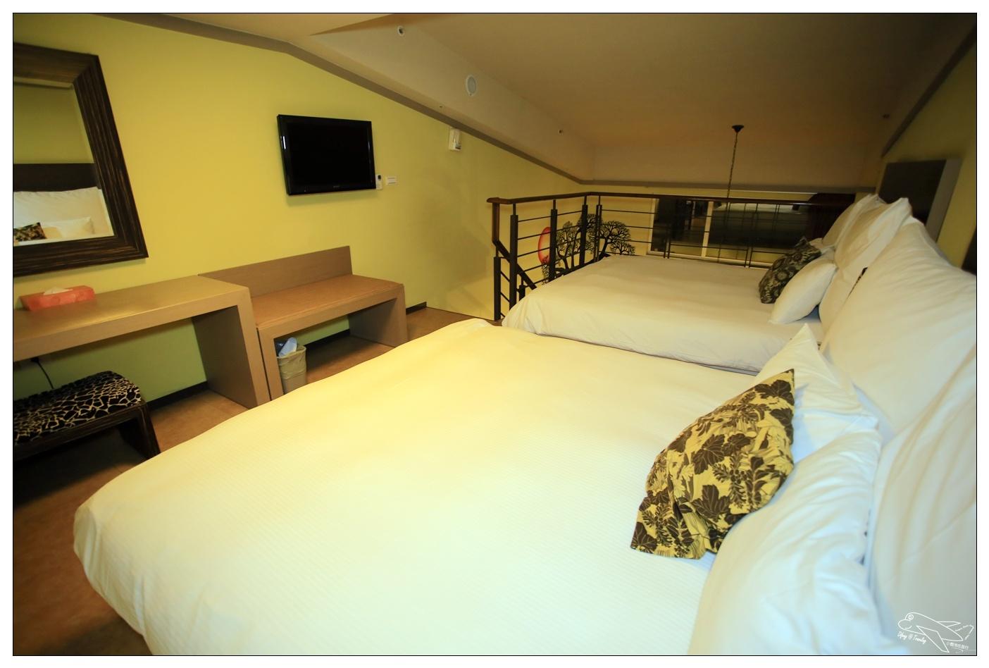 動物飯店相對划算的住宿套裝|限時限量優惠每日 5 間,7.7K~肯亞藍天房、三床含早餐~ @走走停停,小燈泡在旅行