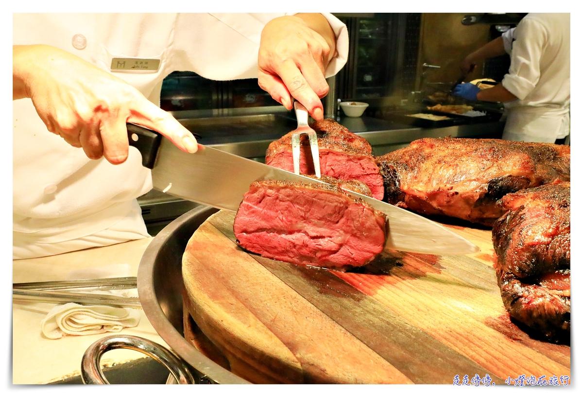 台北五星級吃到飽餐廳|美福吃到飽自助餐 彩匯自助餐廳palette 下午茶/午晚餐,環境舒適、頂級牛肉、甜品眾多~