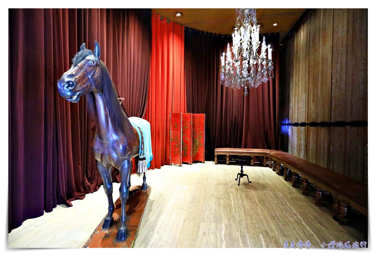 在台北遇上歐洲|君品酒店雅緻客房,含早餐~整個飯店都是博物館~
