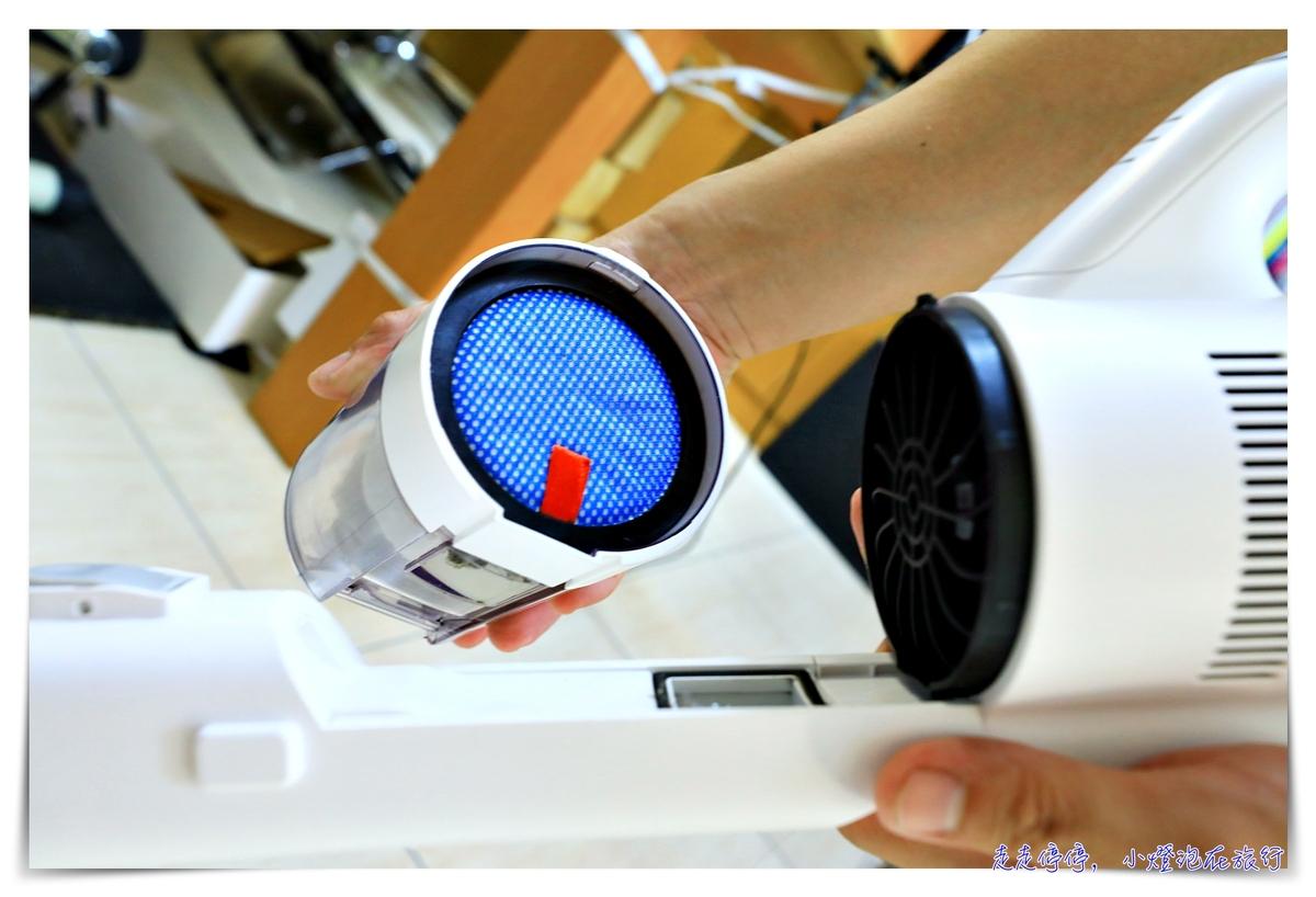超低價開箱心得|Jway JY-SV01M超好用超熱門三合一除蟎吸塵器,品質更穩定~