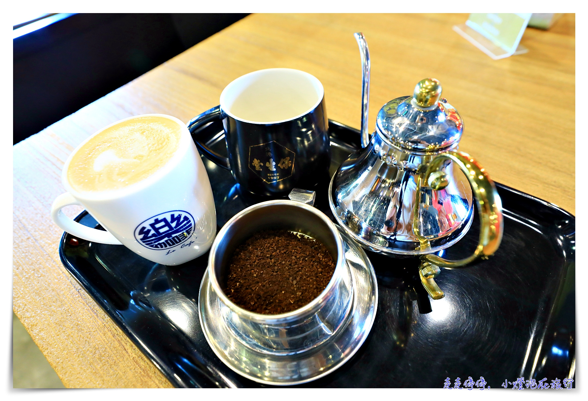 樂咖啡|去財神窩喝咖啡變有錢!北港武德宮咖啡廳~威武!