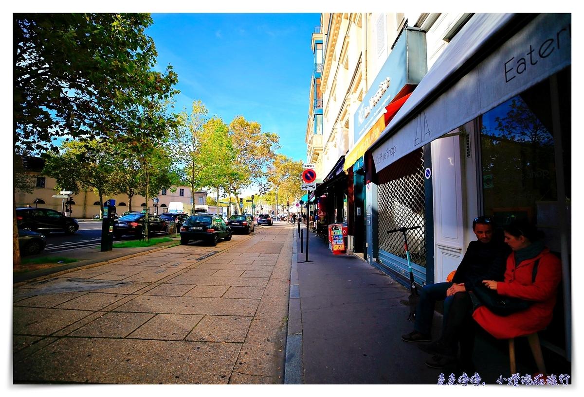 巴黎鐵鍋鬆餅早午餐|Zia,近巴黎鐵塔,巴黎人熱門早午餐用餐~