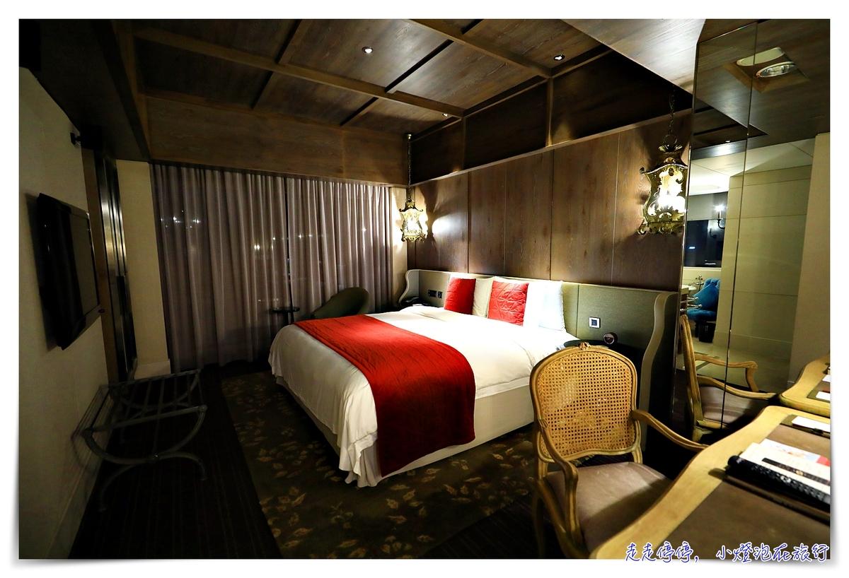 最歐洲的酒店 君品酒店兩種套房房型大公開!走一趟歐洲聖誕節的氣息,在這裡能感受到~