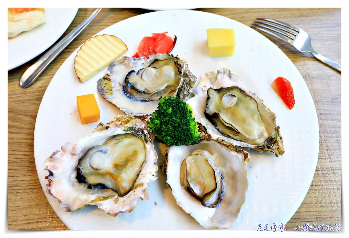 海鮮超強吃到飽|天母漢來海港餐廳,空間明亮舒適、View景好、海鮮湯品澎湃有誠意~天母sogo餐廳推薦