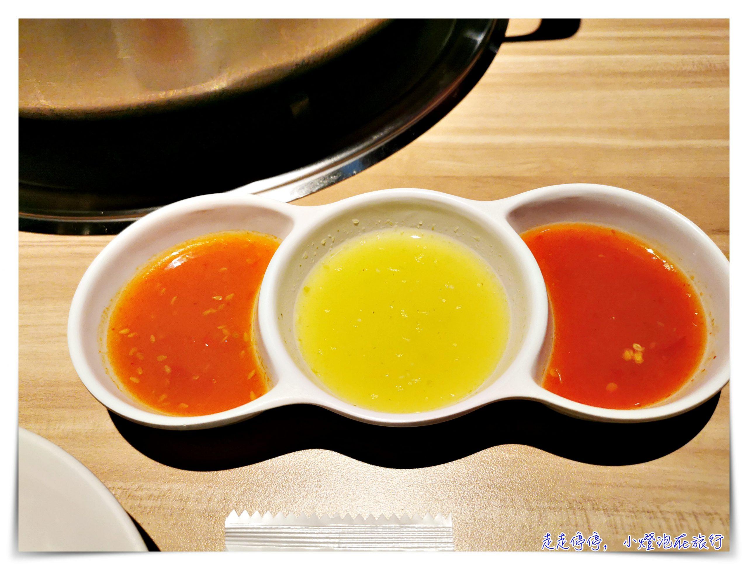 泰滾泰式火鍋|這一年來我最愛的火鍋店,食材新鮮、湯頭好、服務超好、連平日都客滿~