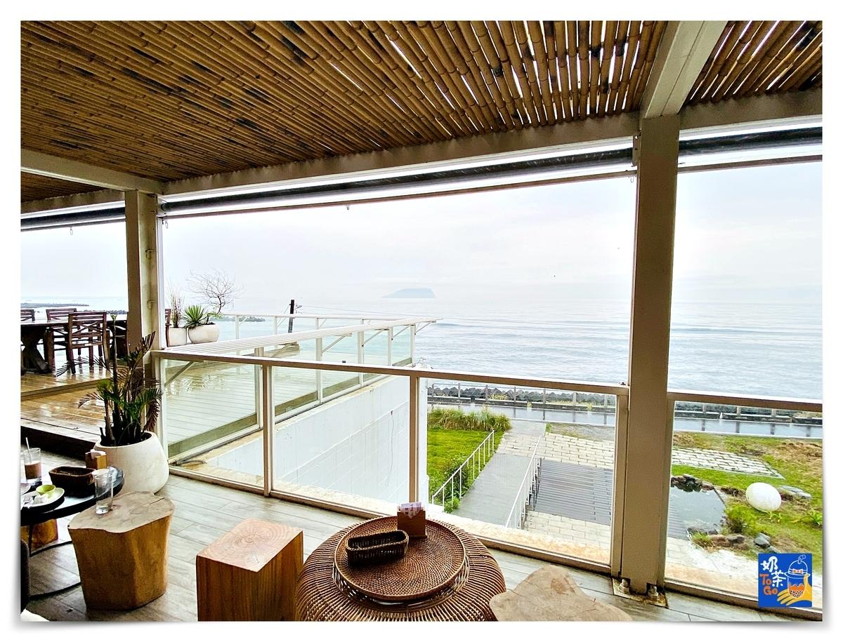 滿山望海|北台灣最難訂位的宜蘭頭城海景咖啡館