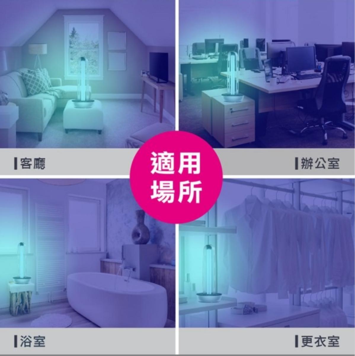 家庭消毒區大改造 家用紫消燈的波長到底要多長才能有效消毒?波長、照射時間是關鍵~