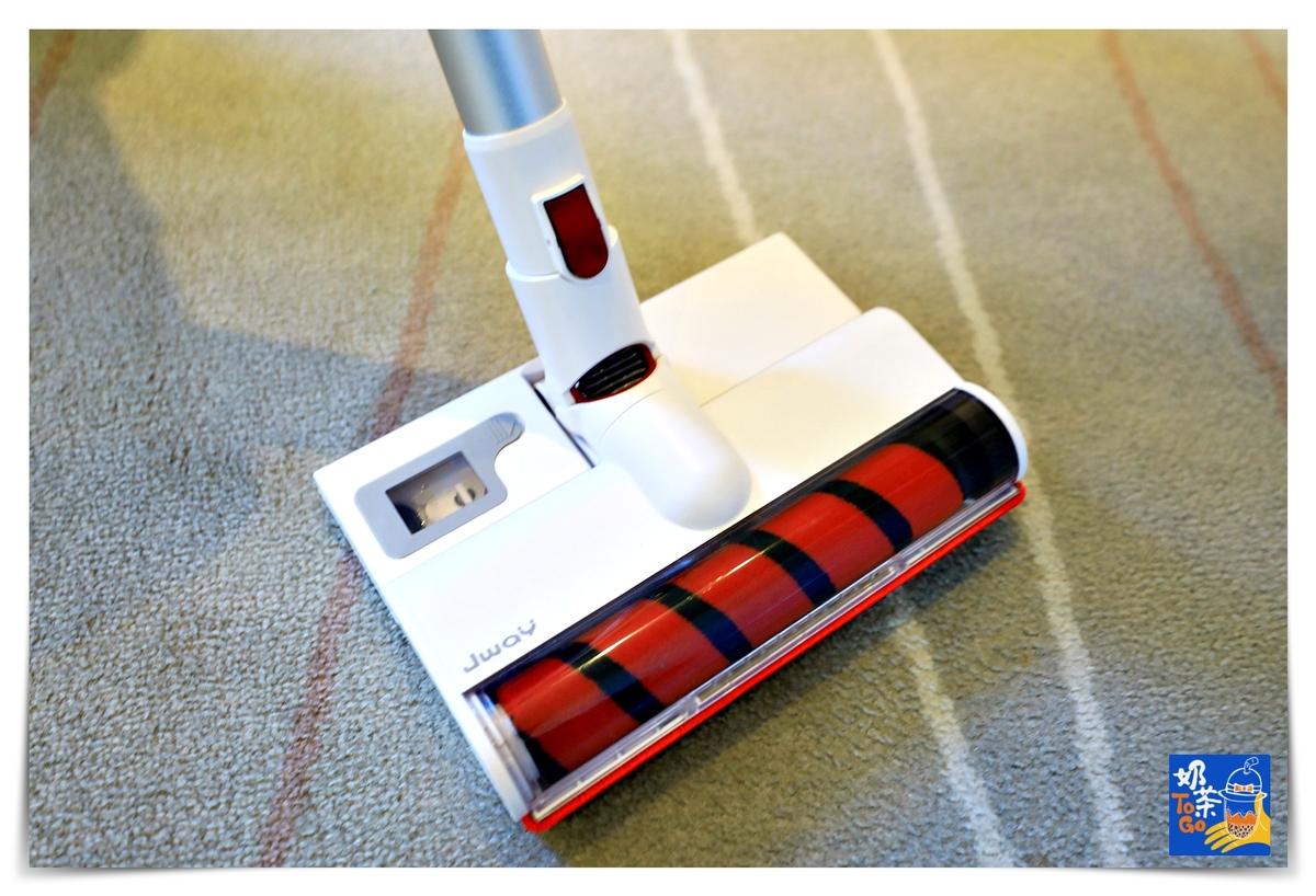 JWAY四合一無線掃吸拖吸塵器,輕量、簡單、好用、一次可以掃吸拖
