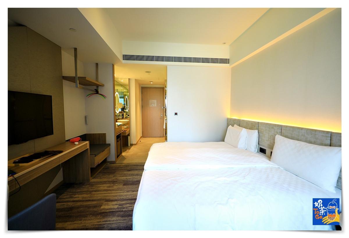 趣淘漫旅-新北板橋| Hotel ChamCham Taipei,年輕、有趣、簡單、輕鬆
