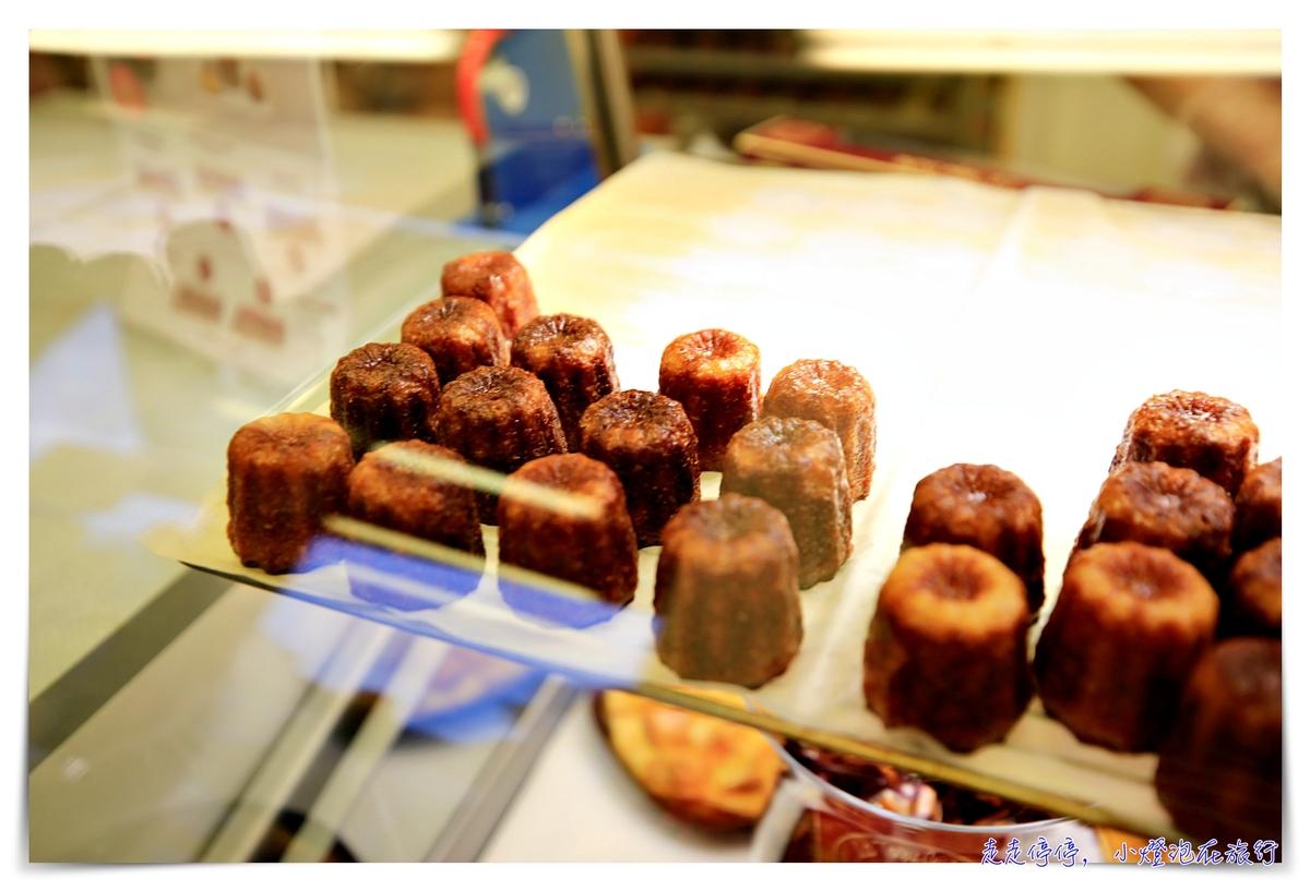 波爾多必吃甜點|La Toque Cuivrée 可麗露Canelé,法國西南部知名美食