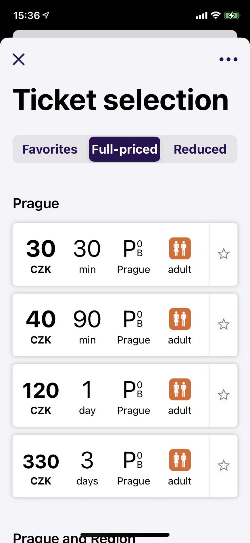 2021布拉格交通票券|布拉格電車、布拉格公車、布拉格地鐵、布拉格車票、票種票價、搭乘方式以及注意事項