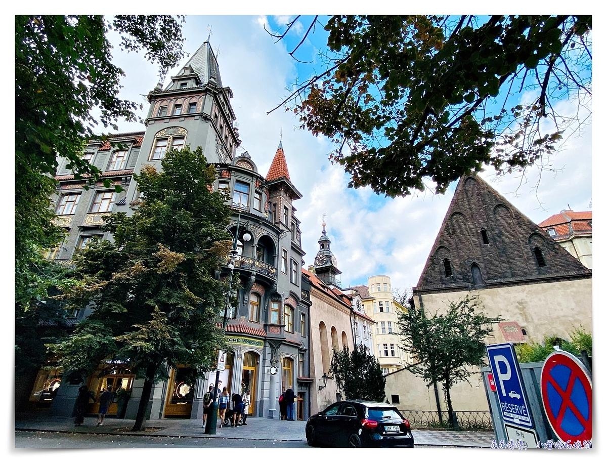 布拉格老城、猶太區精彩景點及概述|老城區裡每一個轉角,都是風景