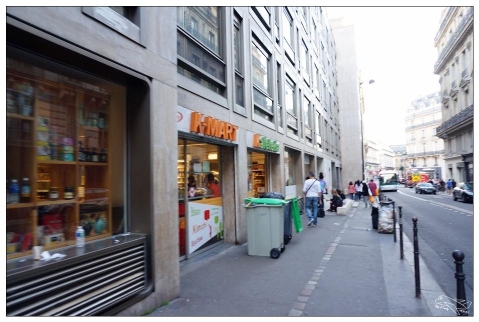(巴黎亞洲超市)K-mart。韓亞超市推薦~日本街亞洲食物烹煮材料~Rue Sainte-Anne
