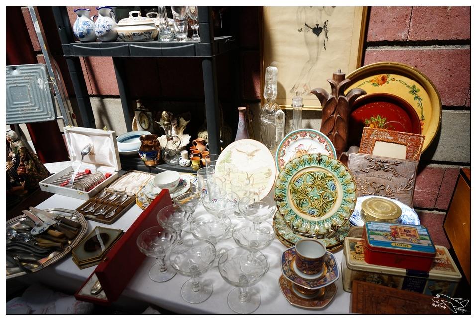 (巴黎景點)聖圖安跳蚤市場 Marche aux Puces Saint-Ouen。歐洲最古老跳蚤市場~真真假假如何辨別?