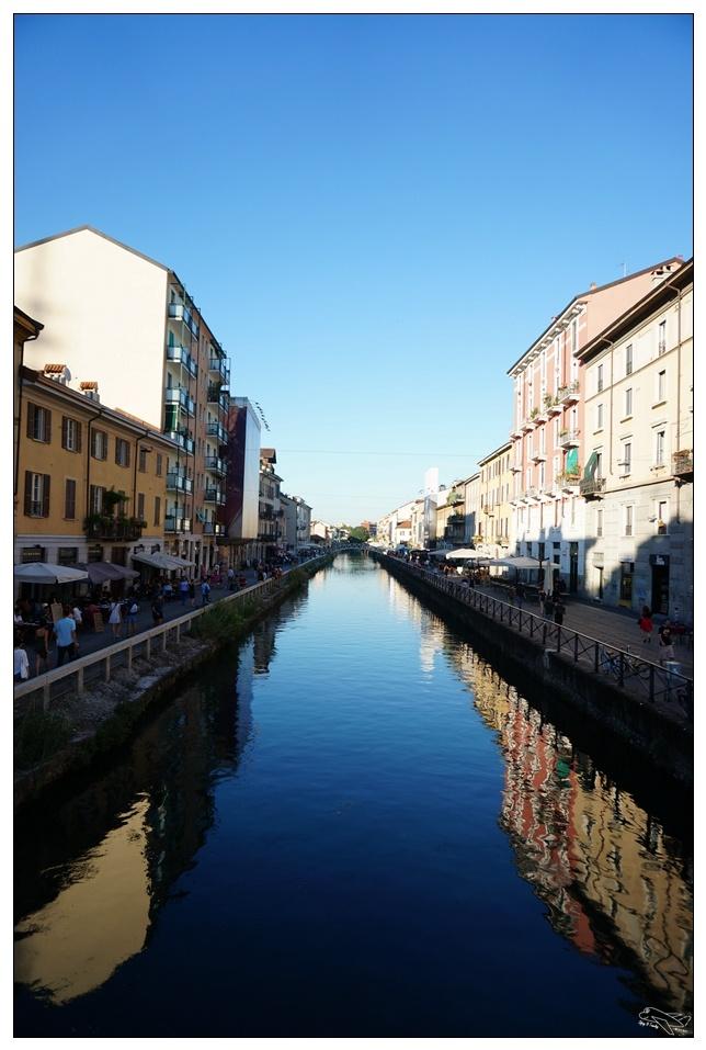米蘭運河|Naviglio區・新文青聚集景點Milano Porta Genova車站附近徜徉夜生活、創意市集、漫步聊天
